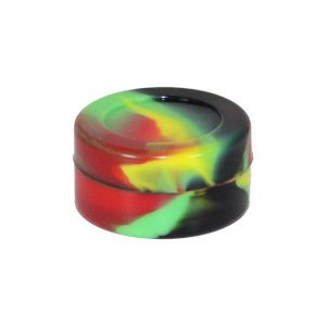 5ml Rasta Silicone Concentrate Containers