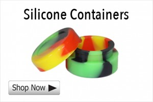 Silicone Containers