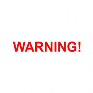 Warning Labels for Recreational Marijuana