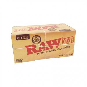 Raw Cones 98 Special Pre Rolled Cones for weed