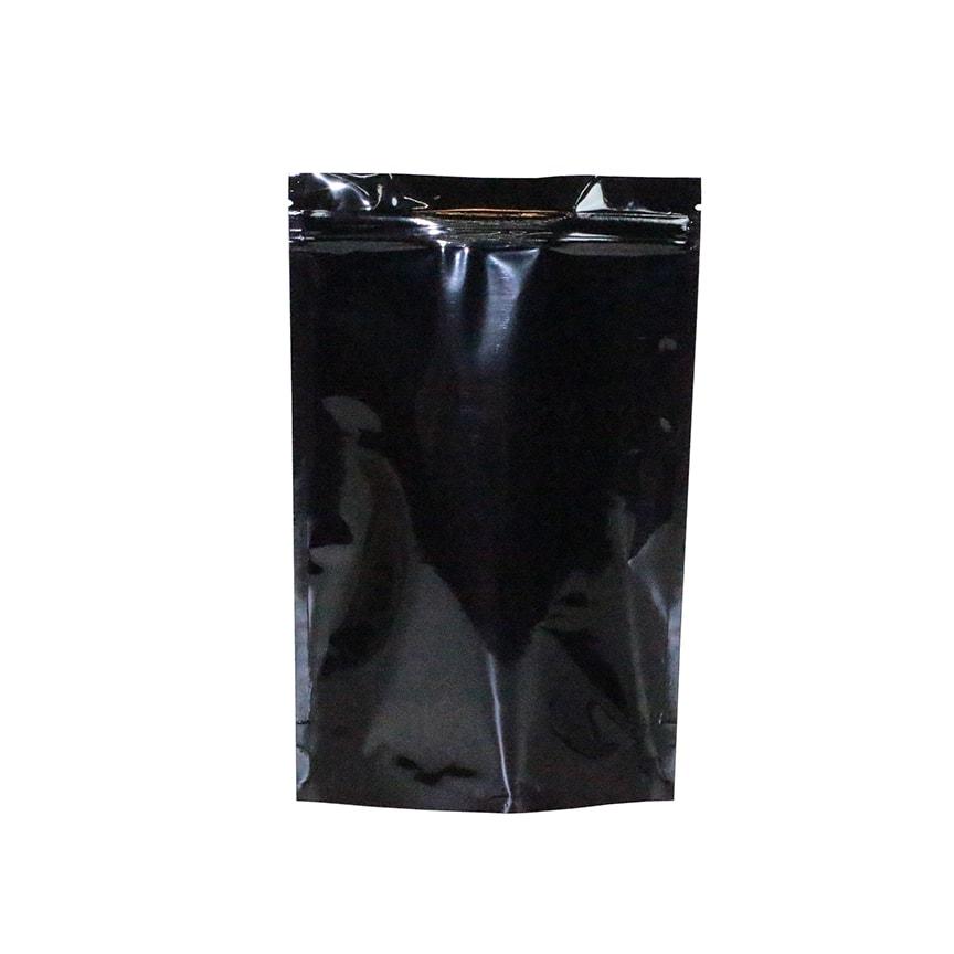 1 0 ounce mylar dispensary bags black clear 1000 pieces