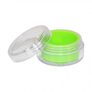 lime-green-5ml-screw-top-plastic-concentrate-cotnainer-with-silicone-inserts