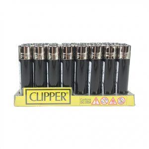 Black Clipper Lighter Tray 48