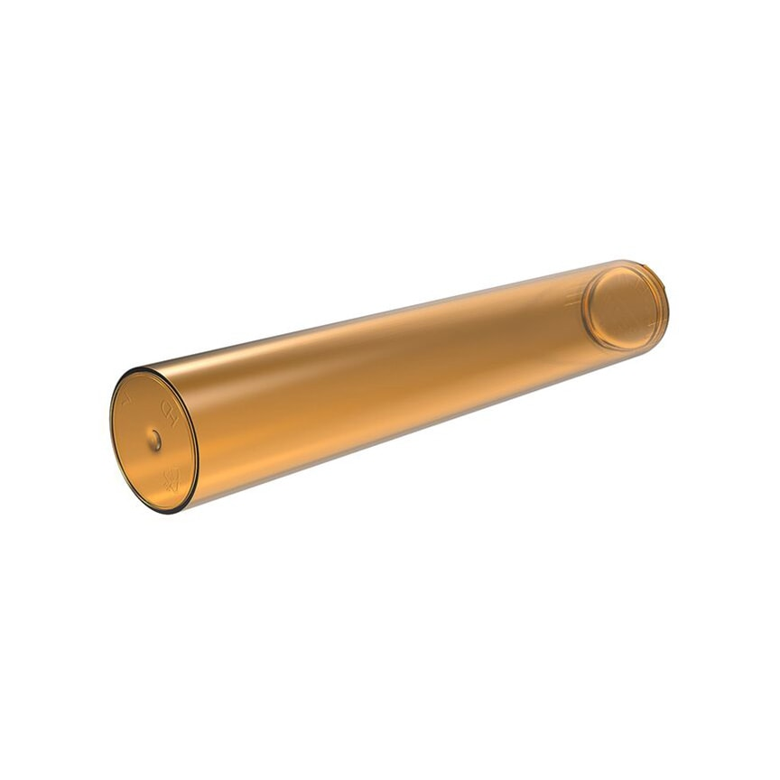 109mm Amber Pre Roll Tubes 600 Qty Bulk Wholesale