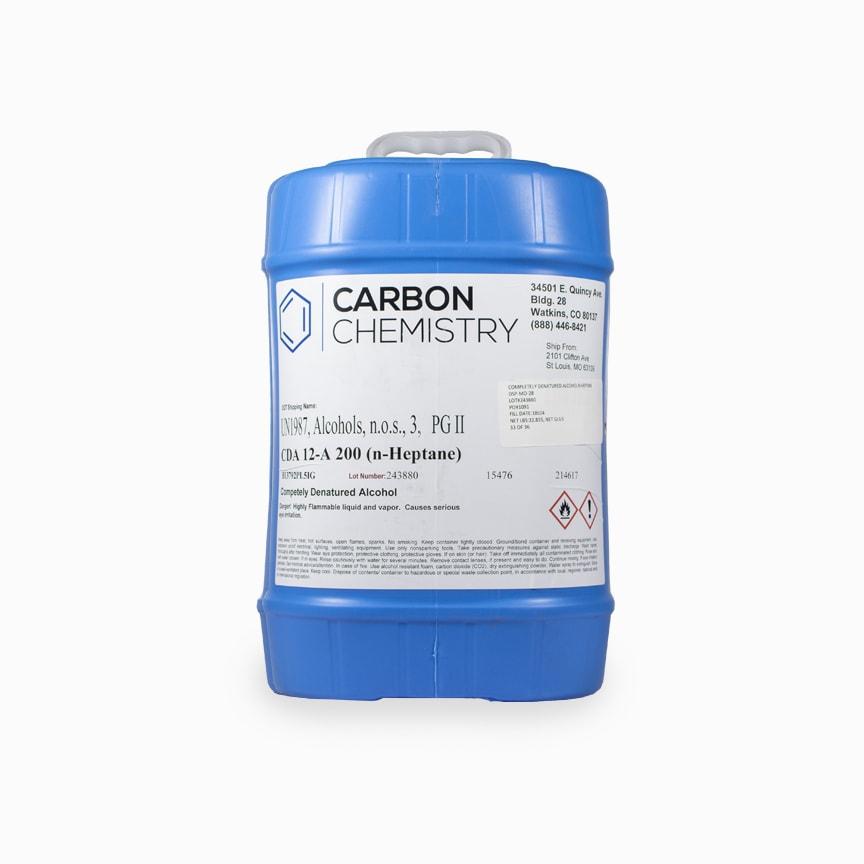 Denatured Ethanol Solvent